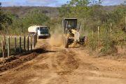 Prefeitura realiza obras em comunidades rurais
